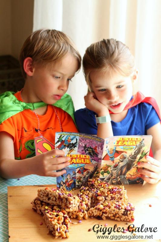 Reading Superhero Comics