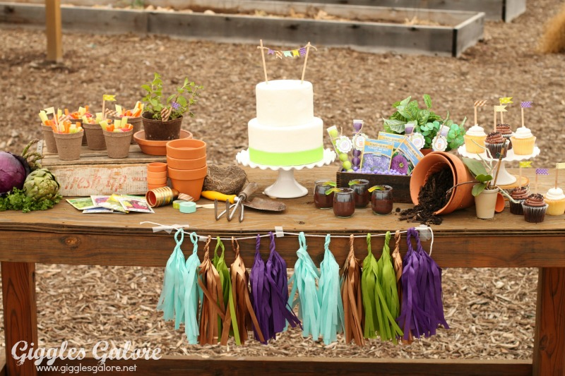 Spring Planting Party_Giggles Galore