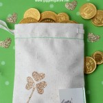 St. Patrick's Day Favor Bags