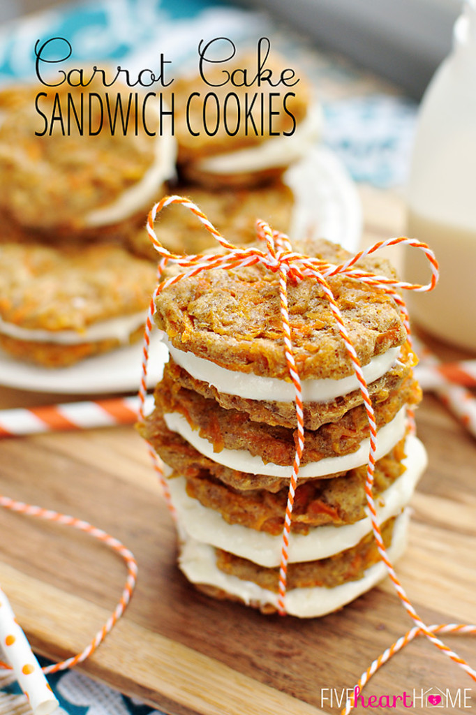 Carrot-Cake-Sandwich-Cookies-by-FIve-Heart-Home_700pxTitle