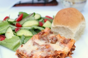 Easy Lasagna Recipe – Taste the Difference