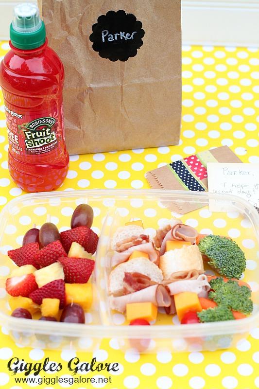 Fruit Shoot Field Trip Lunch