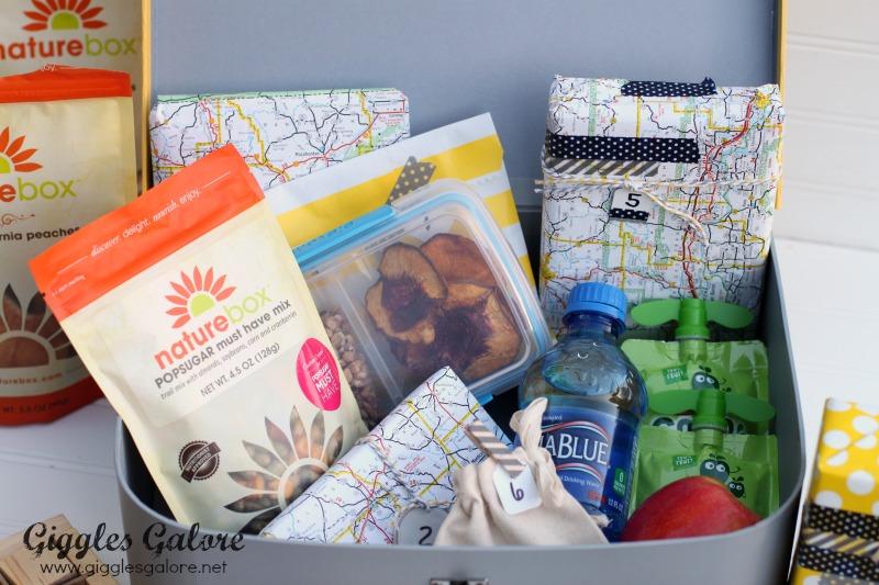 Kids Travel Kit for Roadtrips