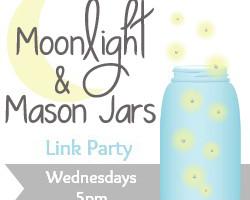 Moonlight & Mason Jars Link Party