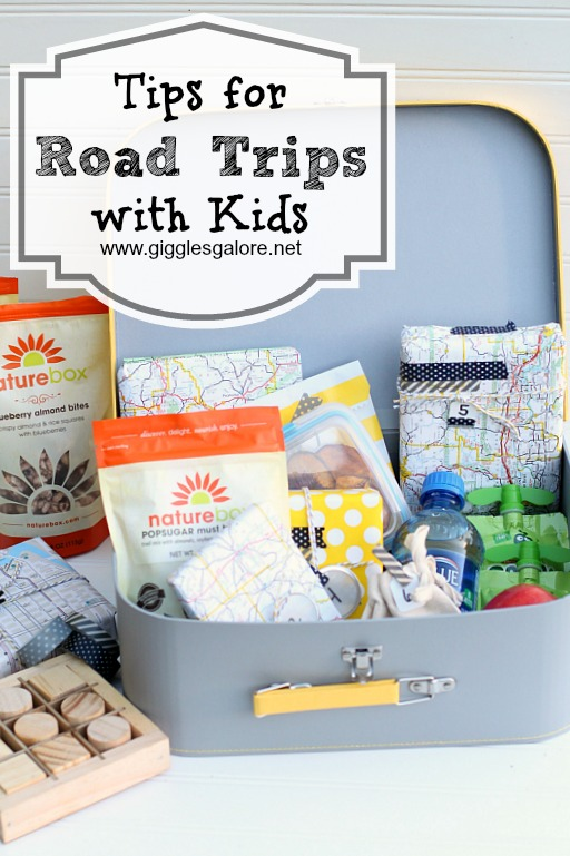 Tips for Road Trips with Kids_Giggles Galore