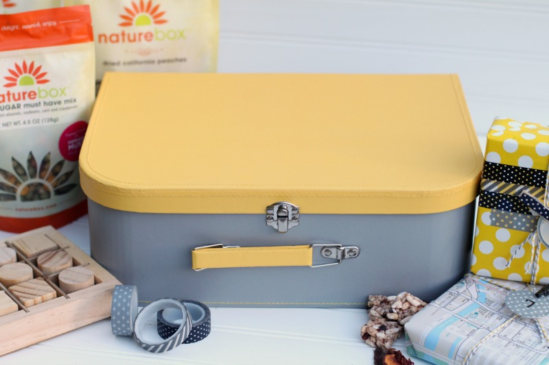 Travel Suitcase for Kids