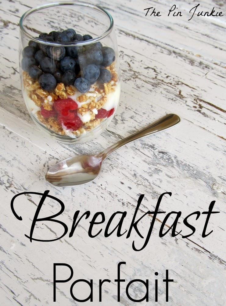 breakfast parfait 5
