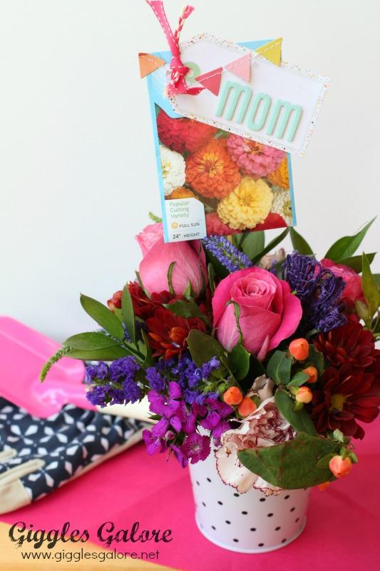 Mothers Day Garden Flower Gift