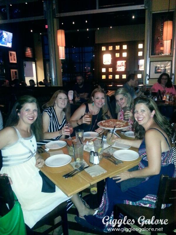 Girls Night at BJs