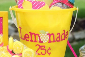 Make Your Own Lemonade Stand Giggles Galore