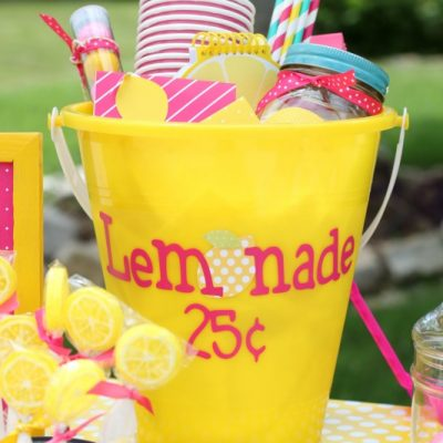 10 Tips for a Successful Lemonade Stand
