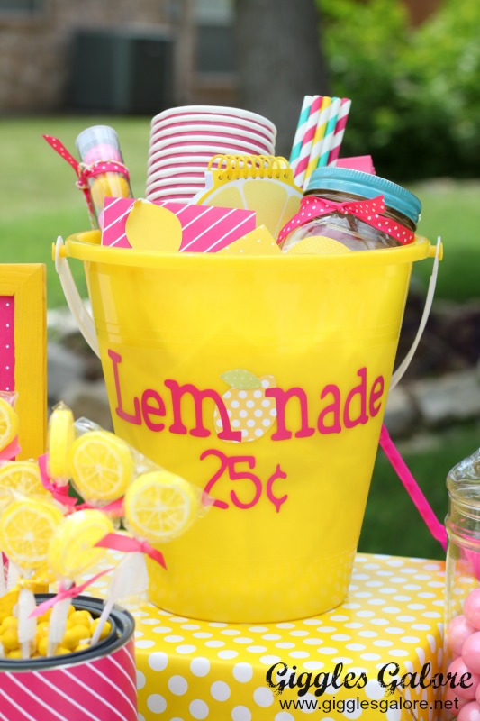 10 Lemonade Stand Ideas Tips How To Make Have A Successful Stand