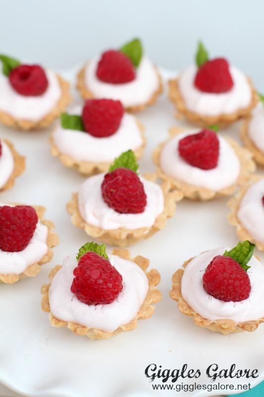 Mini Desserts_Pink Lemonade Tarts
