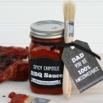 Spicy Chipotle BBQ Sauce – Father's Day Awesomesauce