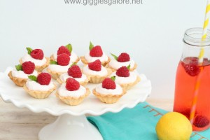 Summer Berry Mousse Tarts
