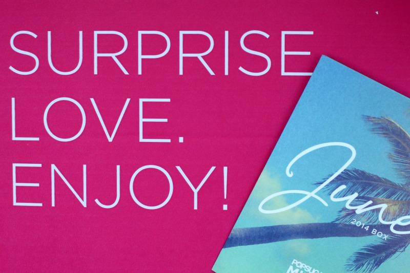 Surprise Love Enjoy