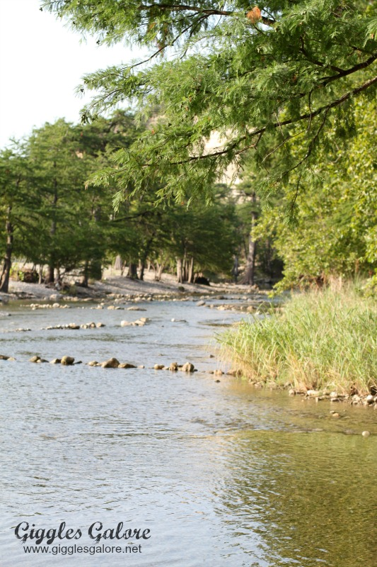 Peaceful Frio River