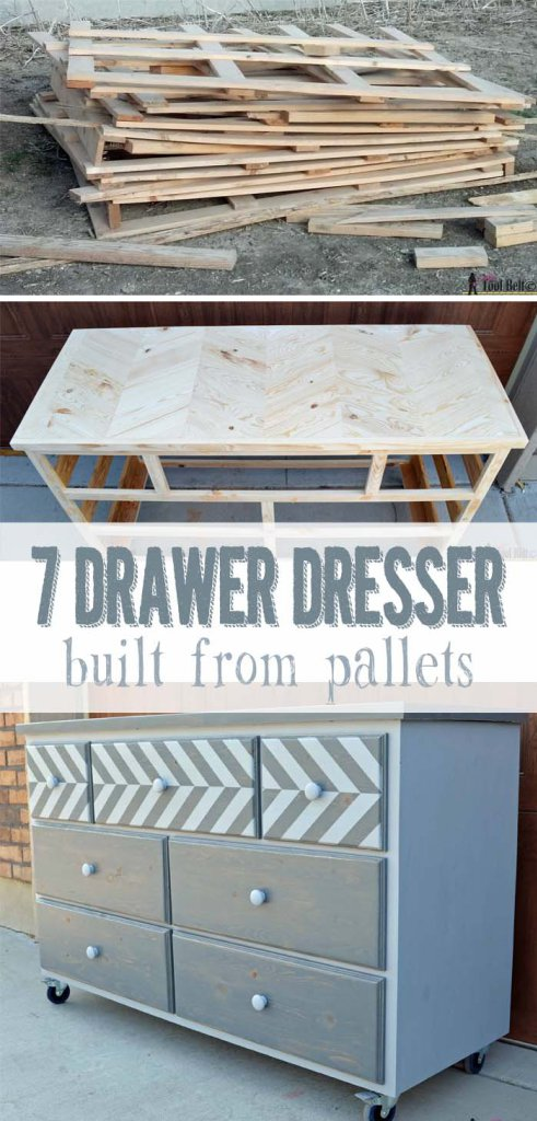 7-drawer-dresser-built-from-pallets