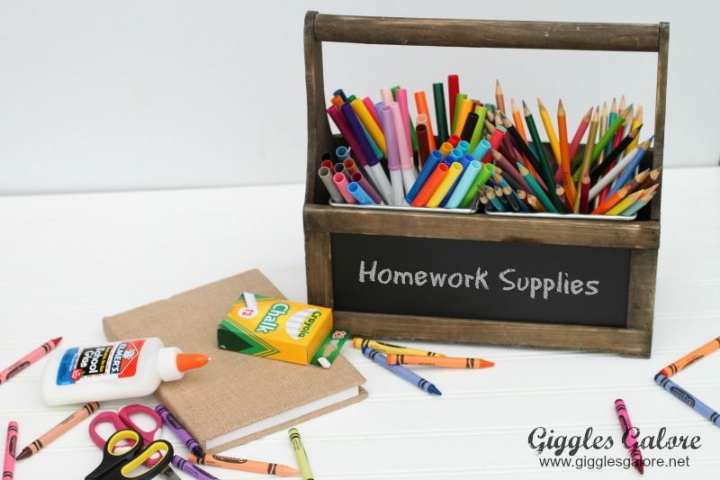 BTS Homework Supplies_Giggles Galore