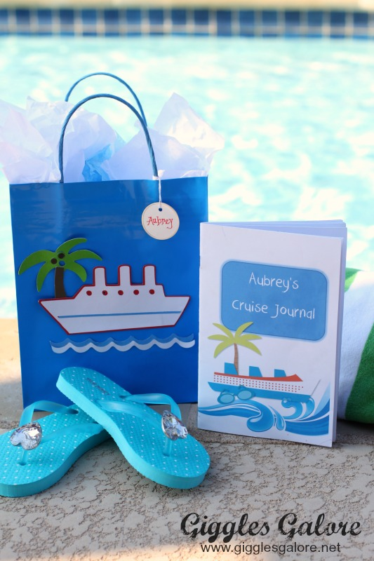 Cruise Journal by Giggles Galore
