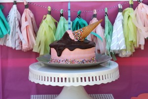 Ice-Cream-Theme-First-Birthday-Party