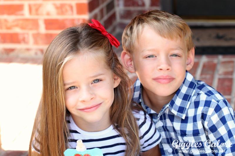 Kindergarten Twins
