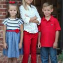 Leeson Kids First Day of School 2014