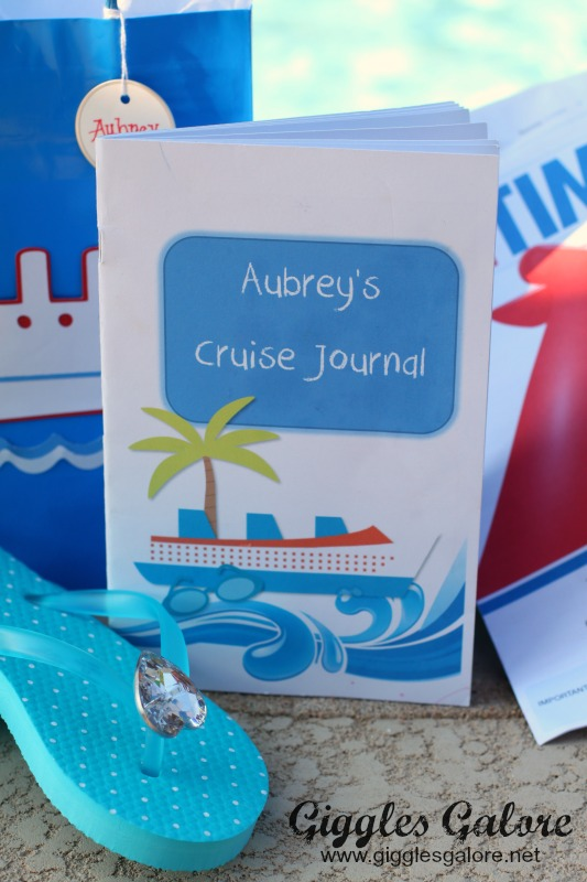 My Cruise Journal