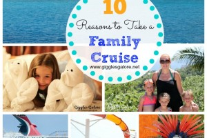 Top 10 Reasons to Take a Cruise with Your Family