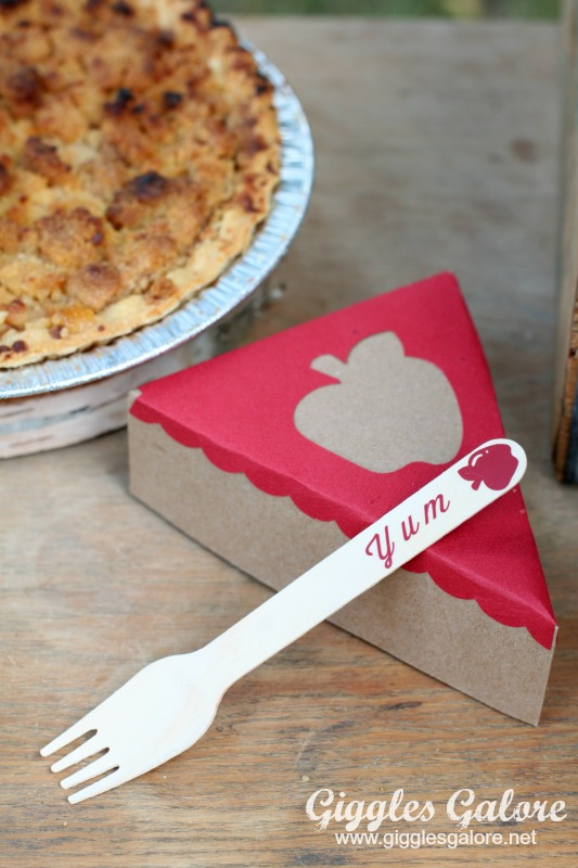Apple Pie Box