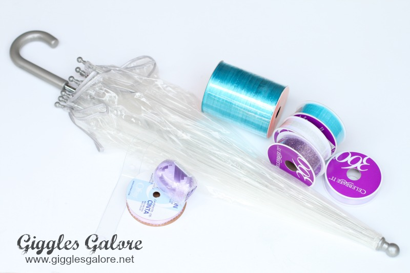 Jellyfish Costume Supplies