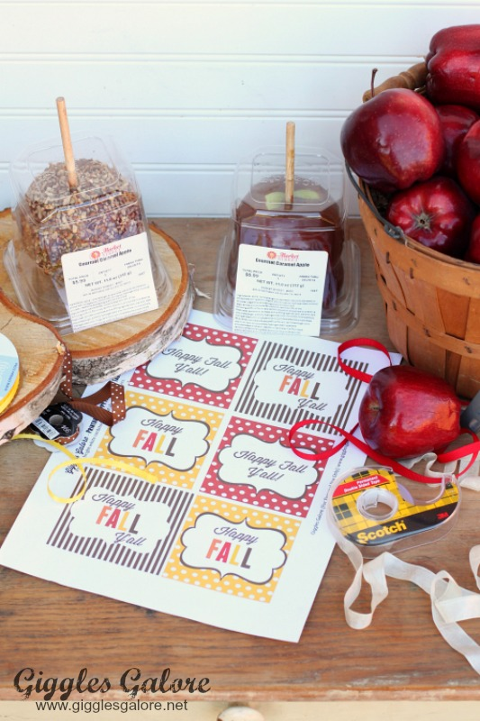 Market Street Caramel Apples