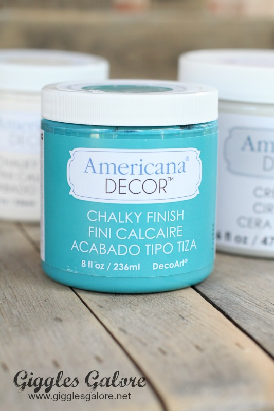 Treasure Chalky Finish Paint