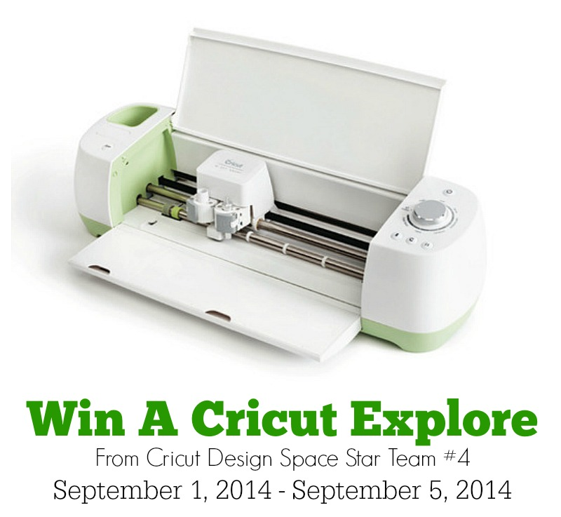 Win a Cricut Team #4