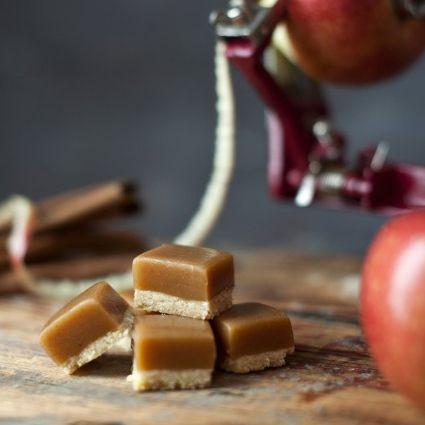 Apple Pie Caramels