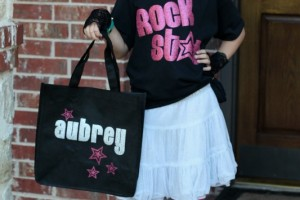 DIY Rock Star Halloween Costume