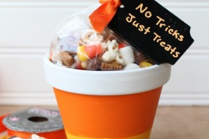 Halloween Candy Corn Gifts