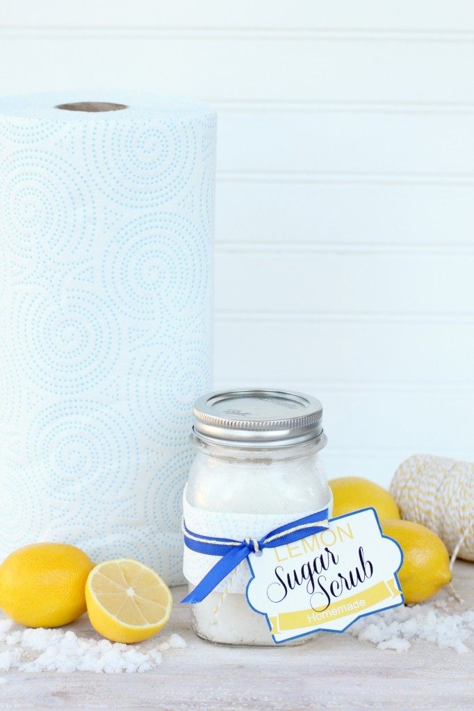 Lemon Sugar Scrub Original