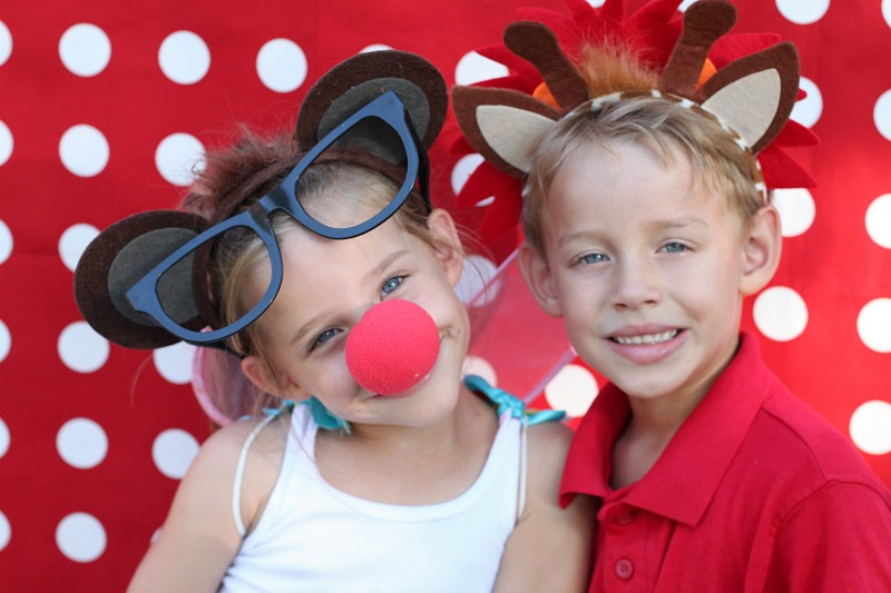 Parker and Piper Photo Booth