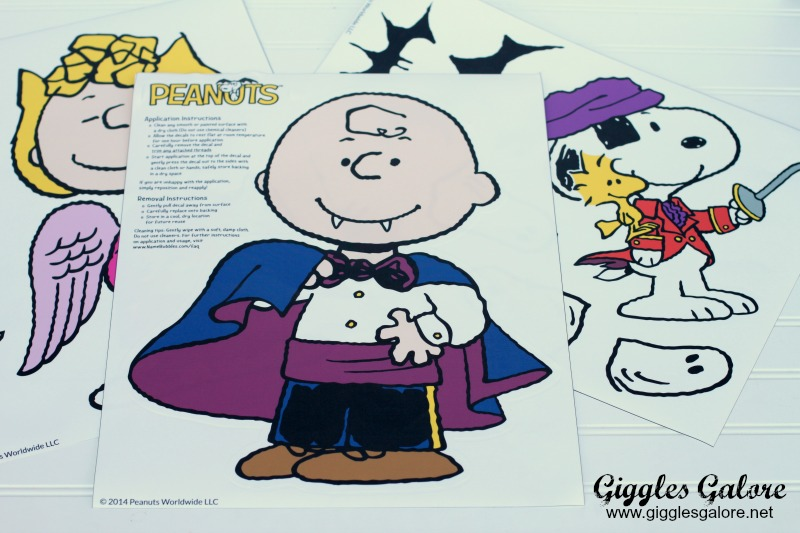 Peanuts Wall Decals
