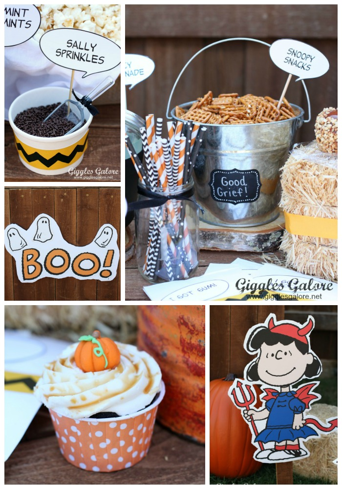 The Great Pumpkin Movie Party