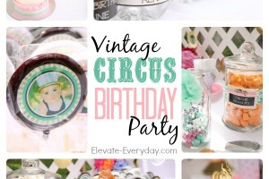 Vintage-Circus-Birthday-Party-Collage