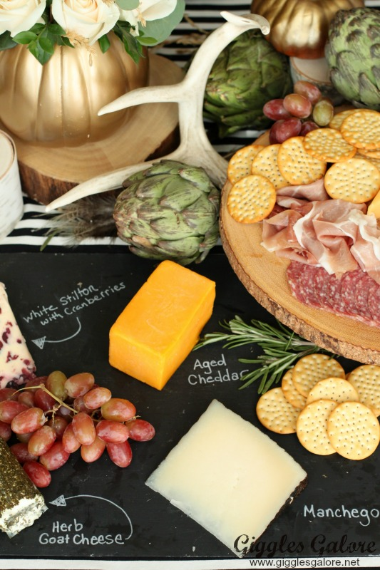 Albertsons Cheese Board