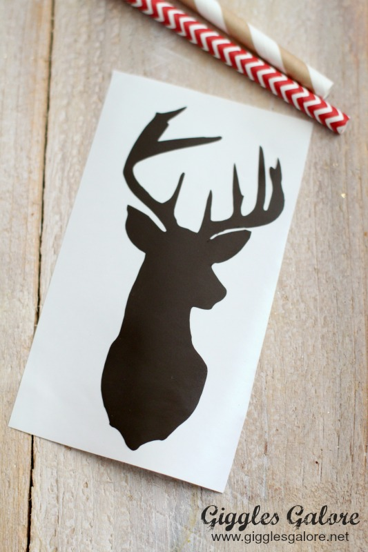 Design Space Deer Silhouette