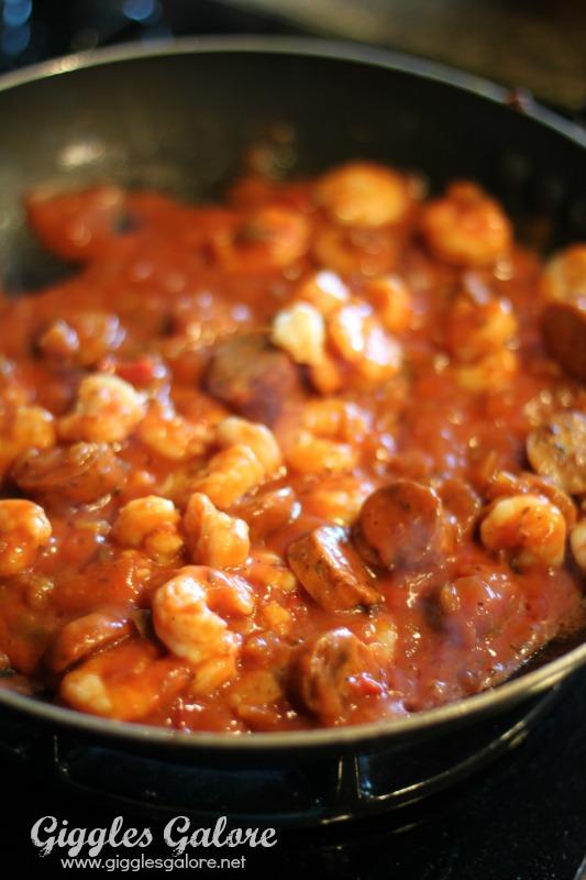 Louisiana Creole Simmer Sauce