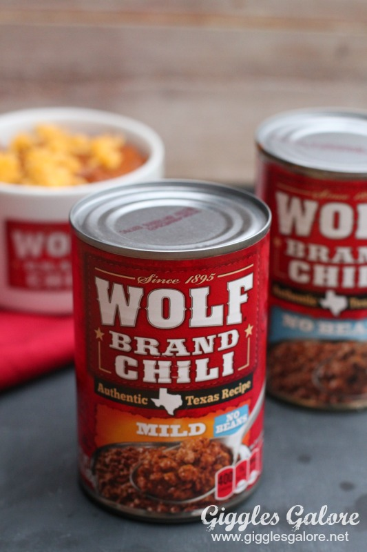 Mild No Bean Wolf Brand Chili
