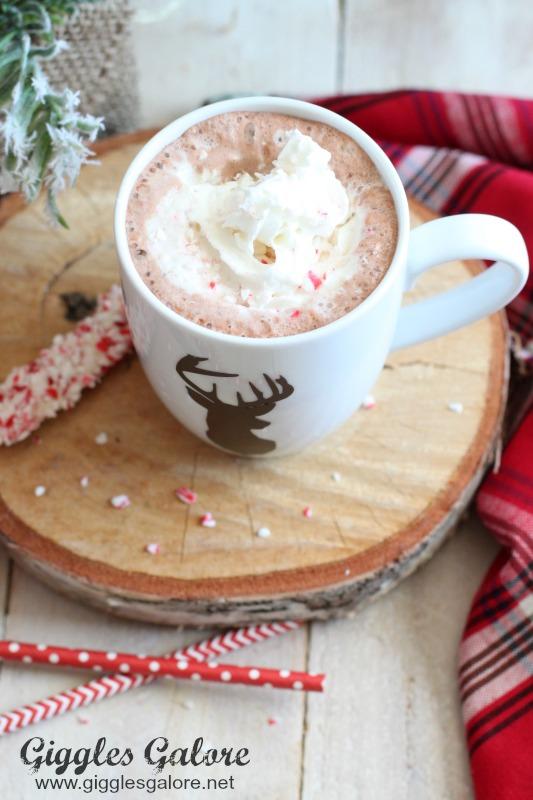 Oh Deer Coffee Mug Hot Cocoa