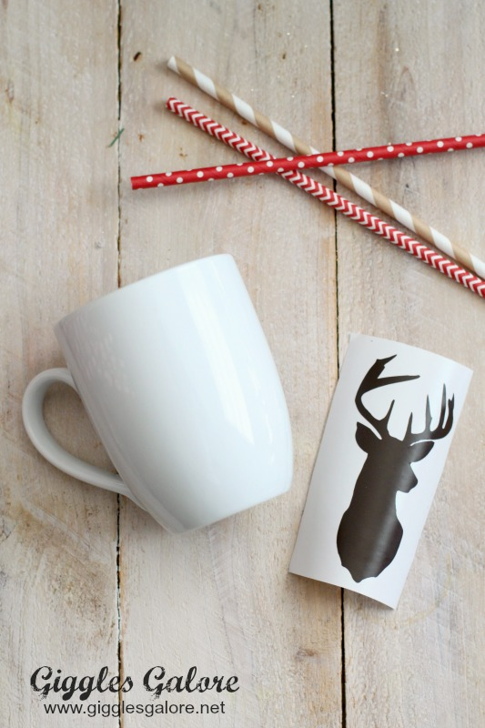 Oh Deer Coffee Mug Supplies