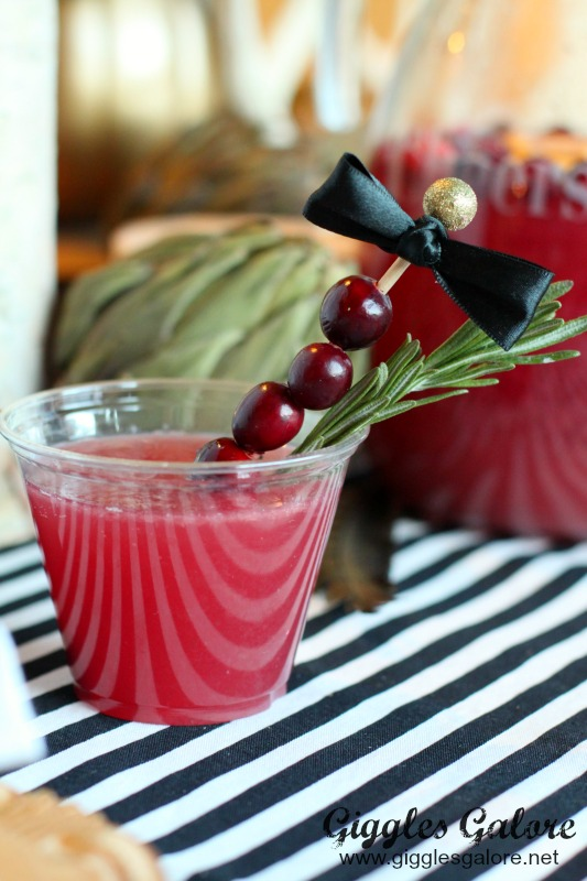 Perfect Holiday Drink_Cranberry Punch