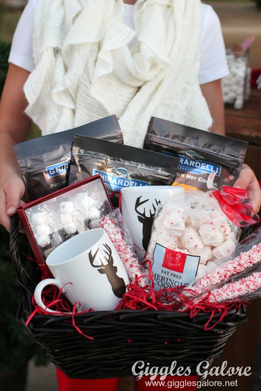 Share the Joy Hot Cocoa Basket